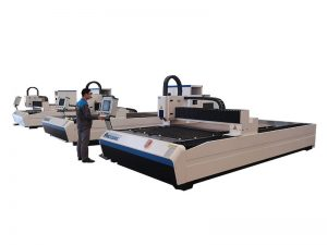 découpeuse en métal de laser de commande numérique par ordinateur, machine de graveur de découpeuse de laser de commande numérique par ordinateur