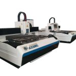 découpeuse de plat de laser de haute précision, découpeuses de laser de fibre optique