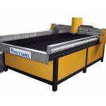 acier à faible coût / acier inoxydable cnc machine de découpe de métaux au plasma / découpe au plasma de métaux cnc