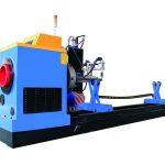 machine de découpage de laser de tube en métal de fibre pour la feuille titanique d'aluminium de cuivre d'acier au carbone d'acier inoxydable