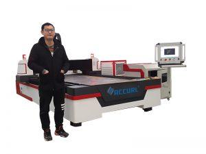 Machine de découpe laser fibre 500W pour tôle et tube