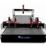 mini coupeur portatif durable de jet d'eau pour le métal / cuir / matériel composé