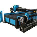 fabricant professionnel tuyau et feuille cnc plasma machine de découpe / table de découpe