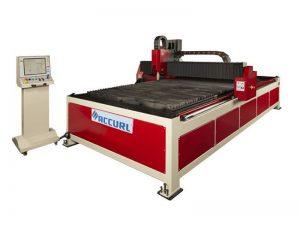 Hypertherm edge pro machine de découpe plasma cnc machine de routeur 3d cnc