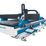 tube rond tube carré profil tube cnc plasma coupe machine de biseautage pour la fabrication en acier
