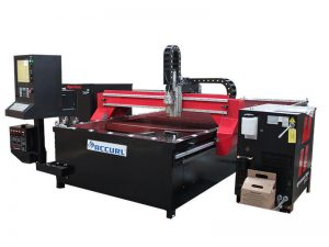 machine de découpage de plasma de tôle d'acier cnc avec le prix discount