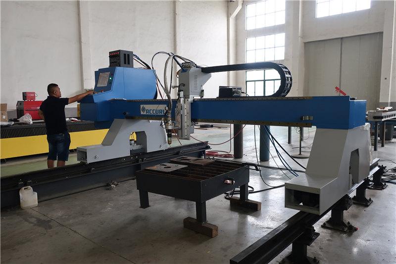 fabricant professionnel de découpeuse de plasma / flamme de commande numérique par ordinateur en Chine