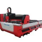 1kw, 2kw, 3kw, 4kw feuille de métal cnc navette table de travail fibre optique laser coupe prix de la machine