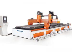 500w 1000w fabricant directement coupe métal découpe laser machine à tube cnc