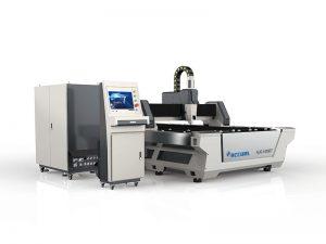 prix bon marché 800w de machine de découpage de laser de tôle de tube de coupe de fibre
