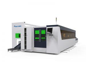 Découpeuse de laser de fibre de tube de tôle de 500w 1000w à vendre