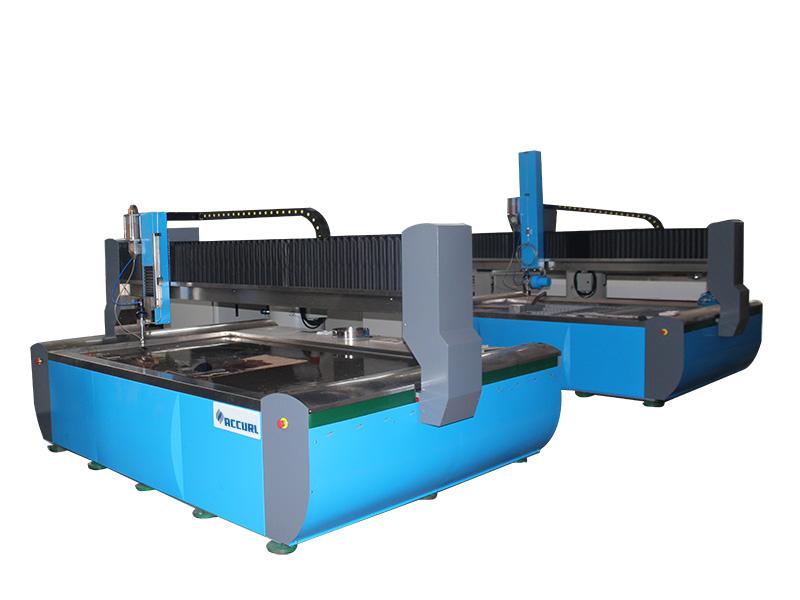 fournisseurs de machines de découpe au jet d'eau
